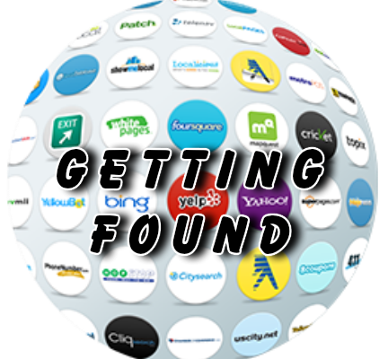 getting found online business directories
